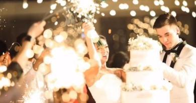 Stefan William Pamer Foto Ciuman Saat Rayakan 1 Tahun Pernikahan