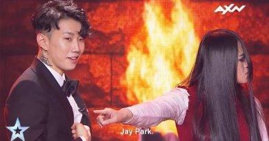 Detik-Detik The Sacred Riana Berhasil Menakuti Jay Park Sang Bintang Korea