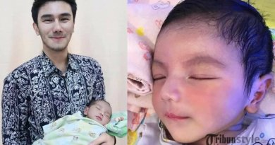 Dokter Tampan Ini Dikira Ayah dari Bayi Ganteng Ini