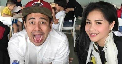 Kabar Bahagia, Raffi Ahmad Ajak Fans RANS Family Rayakan Akhir Tahun Bareng