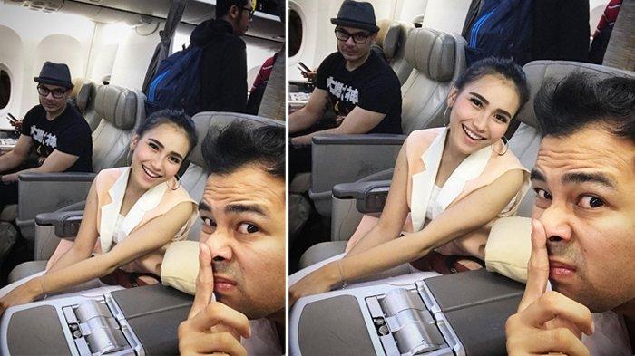 Raffi dan Ayu Terciduk Perlihatkan Kemesraan di Bandara