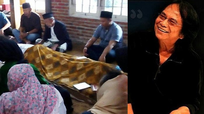 Isak Tangis Kerabat Saat Melihat Jenazah Sang Legenda Yon Koeswoyo