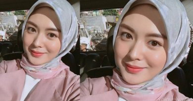 Kecantikan Ayana Jihye Moon, Mualaf Asal dari Korea Selatan Tanpa Operasi Plastik