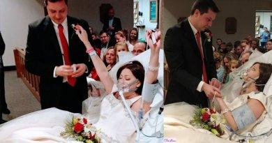Kisah Mengharukan, 18 Jam Sebelum Meninggal Wanita Ini Gelar Pernikahan Akibat Ngidap Kanker Ganas