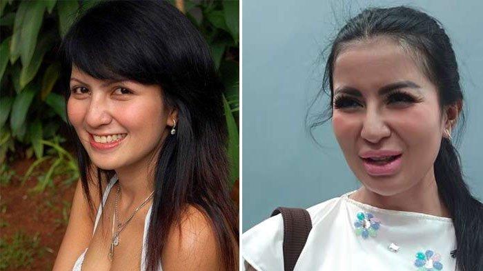 Netizen Kecewa dengan Penampilan Si Seksi Five Vi, Coba Lihat Bibirnya