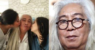 Punya Dua Putri yang Cantik, Siapa Sangka Begini Penampilan Ayah Nagita Salvina Waktu Muda