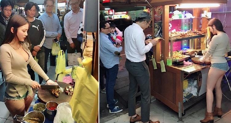 Restoran di Taiwan Angkat Model Jadi Manajer, Pembeli Ramai Datang