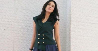 Alasan Dibalik Beredar Foto Luna Maya Pakai Gaun Pengantin