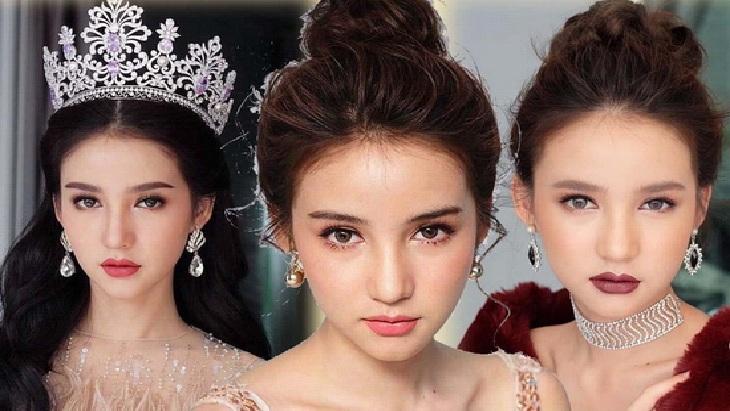Kecantikan Rinrada Thurapan Wakil Thailand Miss International Queen 2018