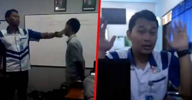 Guru SMK Purwokerto Berikan Klarifikasi Karena Tampar Murid di Kelas