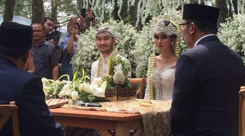 Selamat! Syahnaz Sadiqah dan Jeje Govinda Resmi Menikah