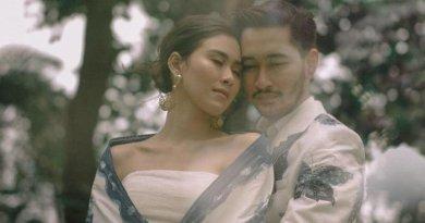 Terlalu Vulgar, Model Baju Syahnaz Untuk Pre Wedding Kena Cibiran
