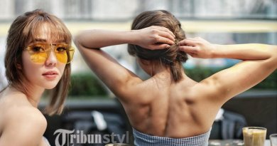 Gisella Anastasia Cuek Saat Foto Bikininya Banjir Kritik