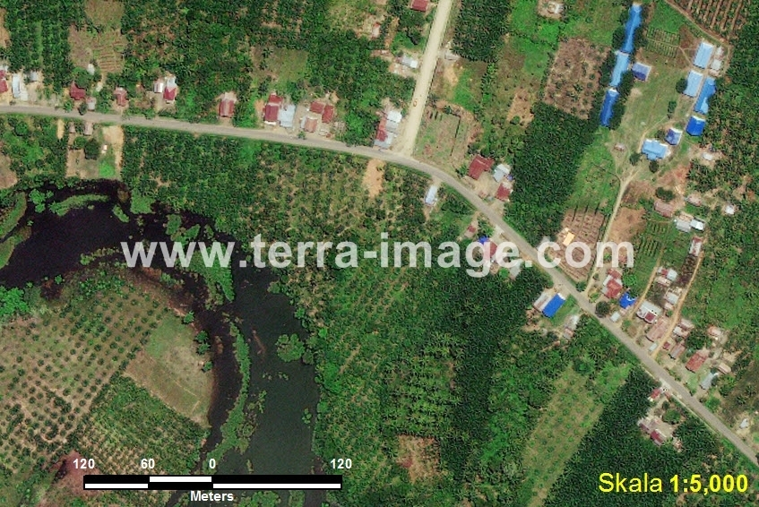 44 Topoyo Mamuju Natural Color Citra Satelit Proyek Foto Citra Satelit Tahun 2014