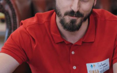 Guillaume Cappelle, Singa : pour traiter les réfugiés comme des individus