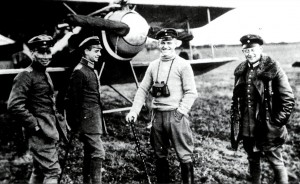 Manfred von Richthofen, Baronul Roșu, primul As al aviației
