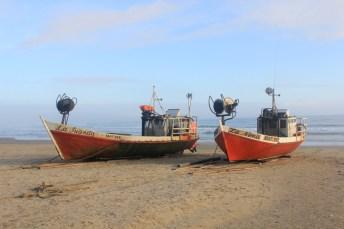 A pesca é uma das principais atividades econômicas