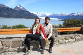 Mirante para o Glaciar