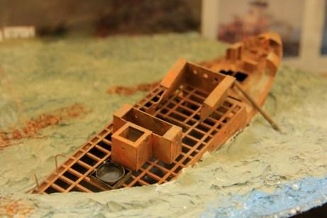 Muitos barcos naufragaram na região, Museu Marítimo