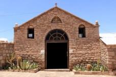 A Igreja de Toconao