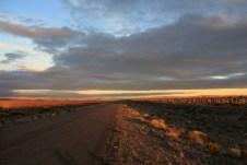 Em alguns trechos, rodávamos vários quilômetros até cruzar com o primeiro carro