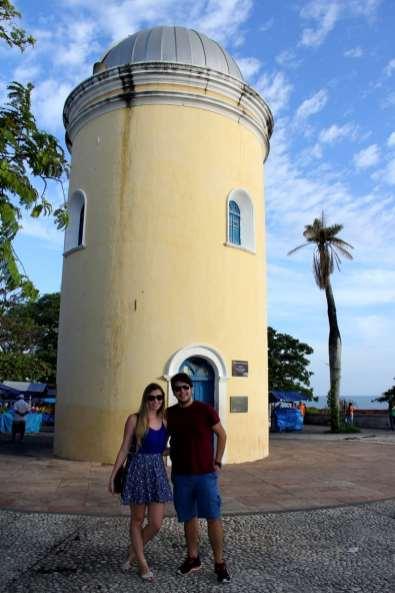 Observatório astronômico de Olinda