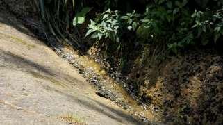 O afloramento do aquífero Guarani, o maior do mundo