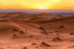 Deserto do Saara, foto de Paulo Zoccoli.