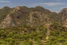 Em destaque, as Escadas para o Céu, um lugar sagrado para os Incas