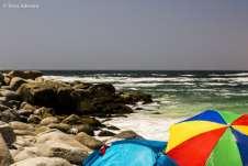 Uma das praias mais bonitas do Chile