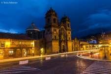 Anoitecer em Cusco