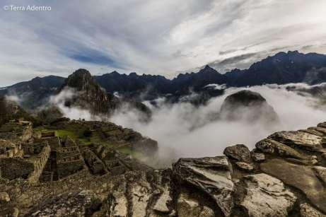 A cidade perdida dos Incas
