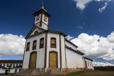 Igreja de Santa Rita, Serro