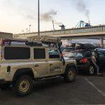 De ferry para o Marrocos