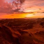 FineArt Pôr do Sol Atacama