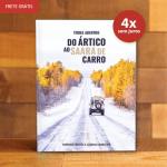 Livro Ártico ao Saara de Carro