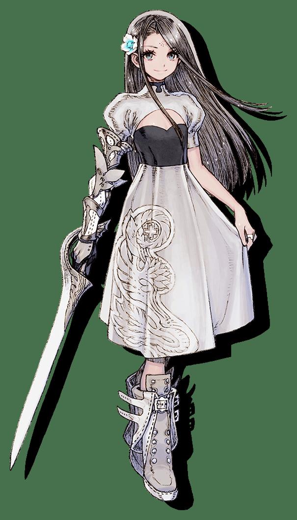 Sarah  Terra Battle 2 Wiki