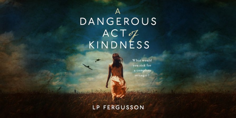 photo of the book Dangerous Act of Kindness