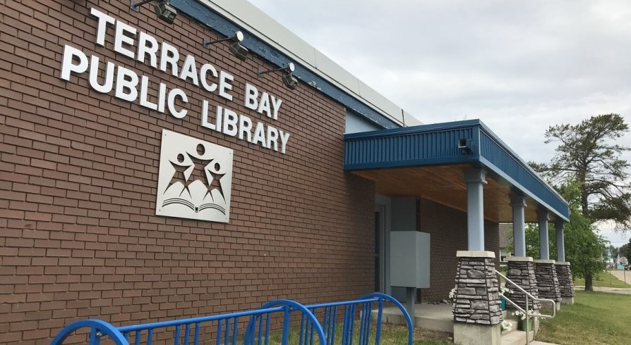 photo of Terrace Bay library