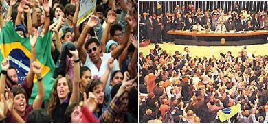 Photo of A jovem democracia brasileira na consolidação de um referencial político