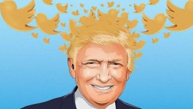 Photo of Trump no Twitter: a guerra de palavras que contam a história