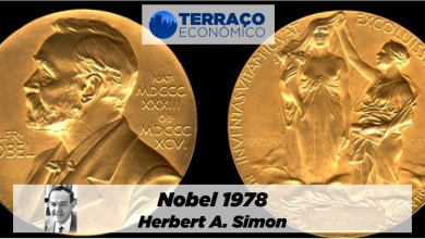Photo of Nobel 1978: Herbert A. Simon | por Gerson Caner