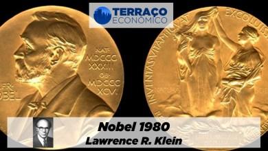 Photo of Nobel 1980: Lawrence Klein   por Pedro Garcia Duarte