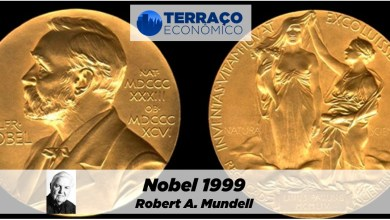 Photo of Nobel 1999: Robert A. Mundell | por Guilherme Tinoco
