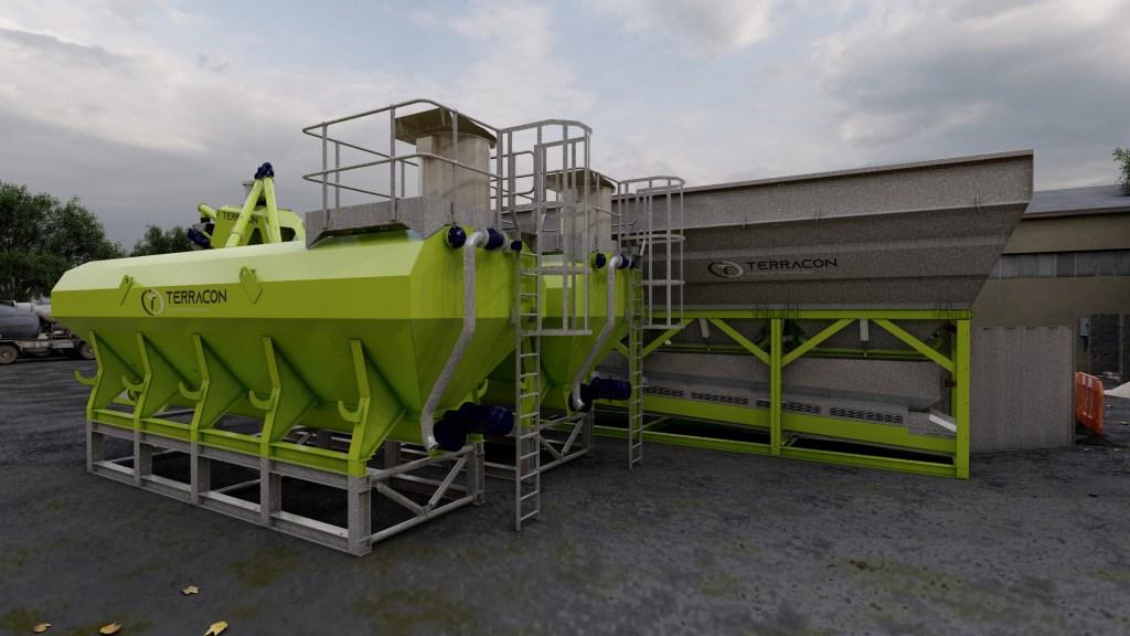 Bulk Powder Cement Silo Storage