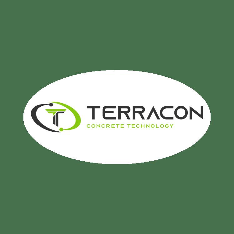 Terracon Concrete Technology Oval Logo