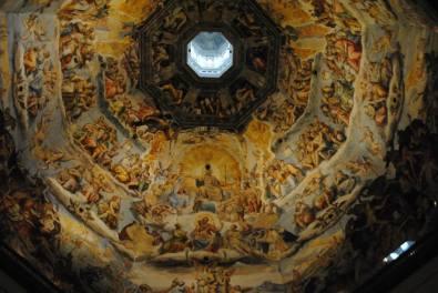 Cupola di Brunelleschi, Firenze.