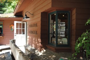 Visitor Center di Muir Woods