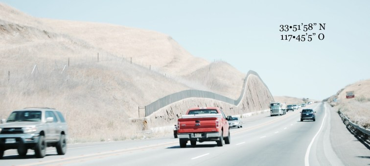 Interstate 5, California