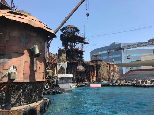 Set di Waterworld